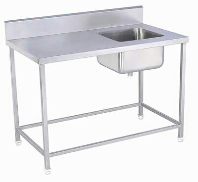 stainlessteel table sing