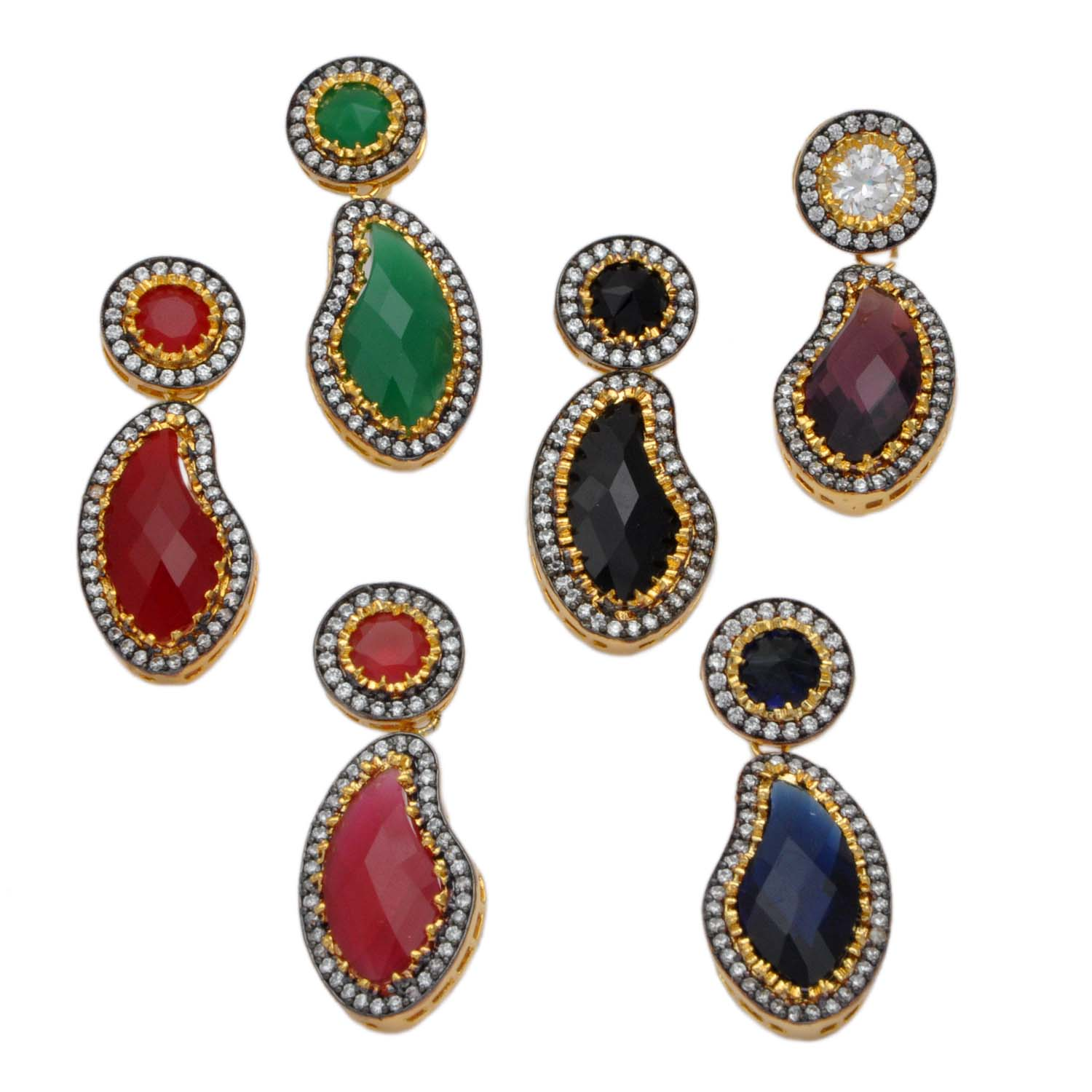 This earring are made by nickle free brass and fine finished.we are Manufacturer Artificial Jewellery In Jaipur.