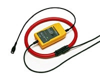 FLUKE i3000s Flex-36 AC CURRENT PROBE  MODEL NO. i3000s Flex-36  The i3000s Flex is an ac current clamp utilizing the Rogowski principle. It can be used to measure currents up to 3000 A when used in conjunction with oscilloscopes, recorders or data loggers. The flexible and lightweight measuring head allows quick and easy installation in hard to reach areas.  Three ranges: 30 A, 300 A & 3000 A, 1, 10 or 100 mV/A output Ideal for current measurement on thick and hard to reach conductors without breaking the circuit Maximum conductor diameter 178 mm (7 in.) CAT III 600V safety rating