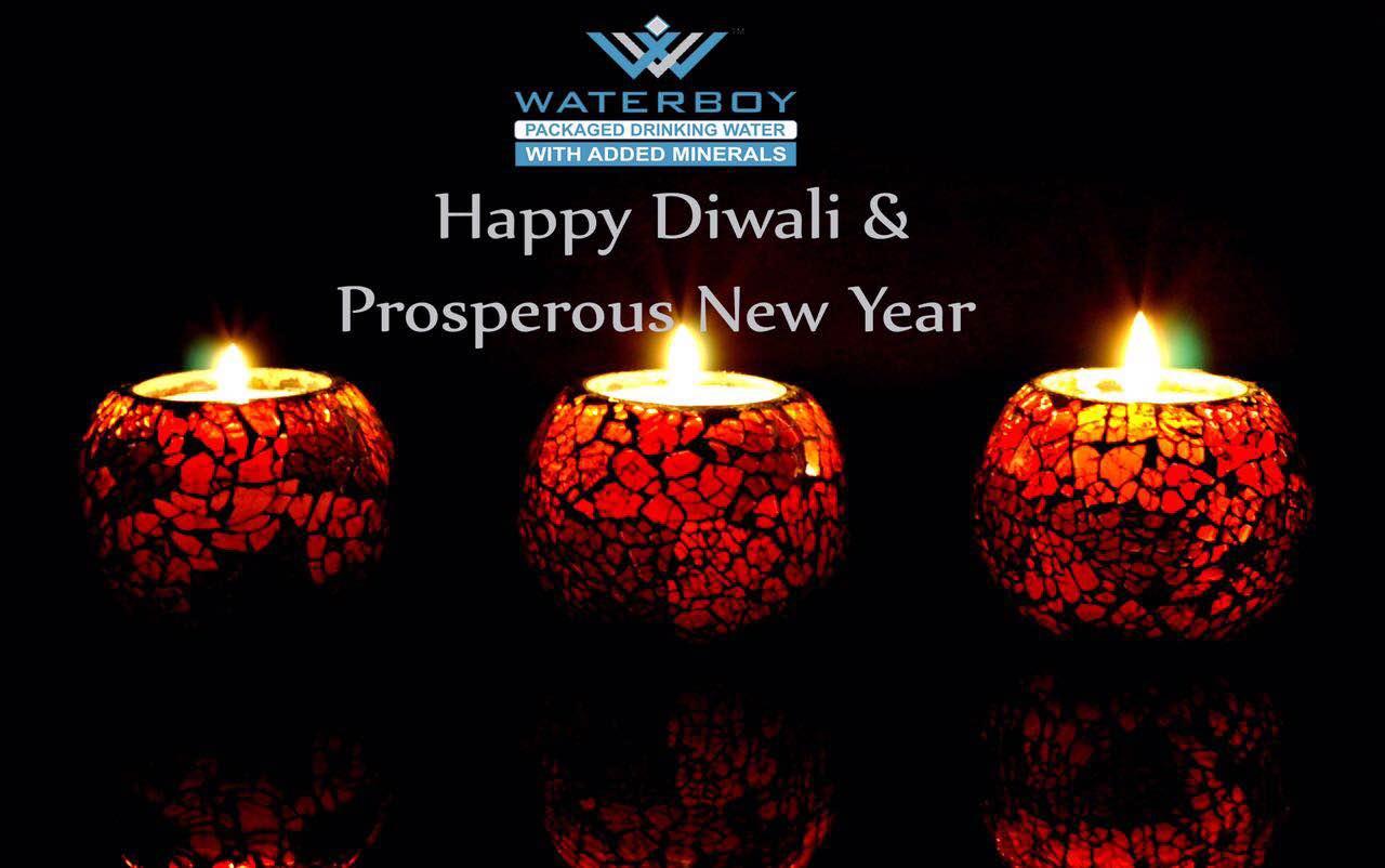 Waterboy Wishes U All Happy Diwali Aditya Aquatech