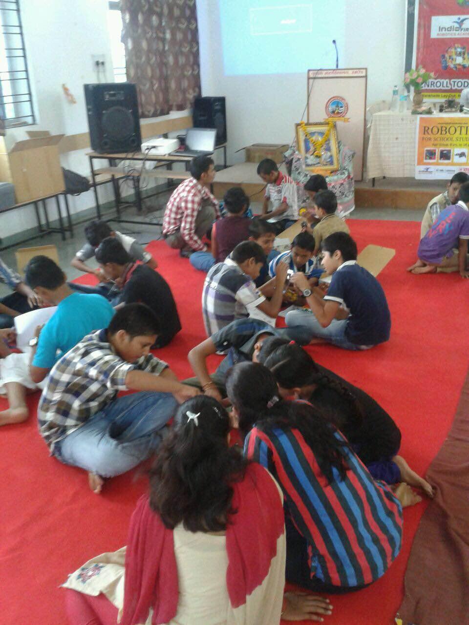 Diwali Special Robotics Batch Starts from 3rd November to 12th November 2016! Call Now on 8446767555 to book your seat!  Address: HABIB ANIMATOS P LTD,  INDIAFIRST ROBOTICS, Plot No. 11, Vishwesh, Pushpak Park, Cosmopolitan Lane, Near Fab India Showroom, ITI Road, Aundh, Pune-7.  Visit us: www.indiafirstrobotics.com