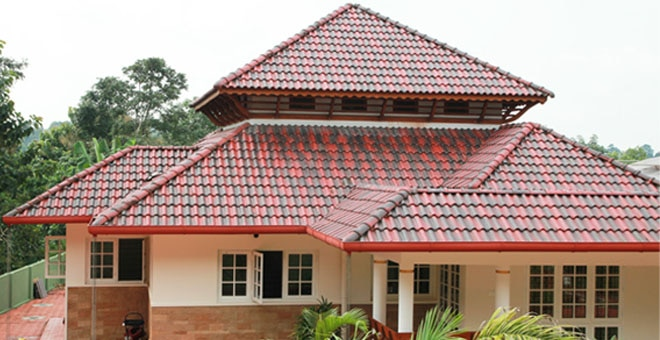 LAMITROOF Is Designed For Those Who Dream Colourfully