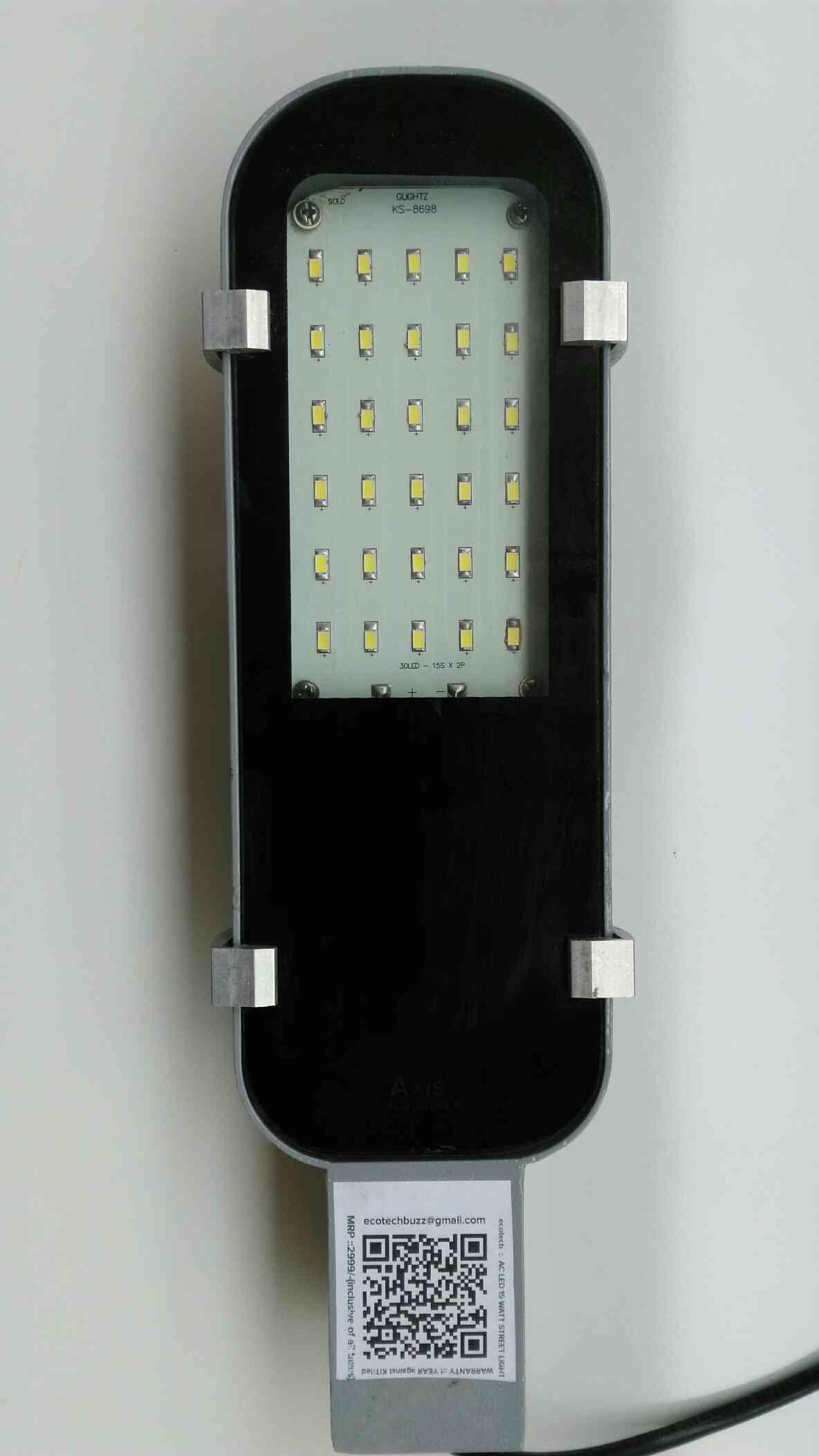 ac led street light -12/15/18/24/32