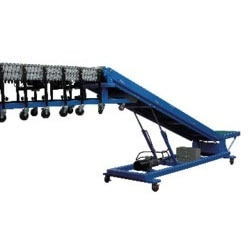 Portable Conveyors  Enriched by our vast industrial experience in this domain, we are into presenting an excellent quality range of Portable Conveyor to our customers. This Portable Conveyor is highly praised amongst clients for user friendly operations and low maintenance.  Prices are negotiable and it depends on the size and the quality.   Features: Low maintenance Easy to operate User friendly design