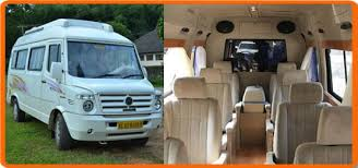 12 seater tempo traveller  A/c, Non A/c Outstation Local drop, Local package, & airport transfer available Call 24x7 08060 200 400 book online www.deepamcabs.com