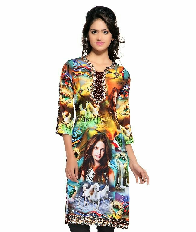 we are launching new kurti with exotic print and with low rate supply all of india and export