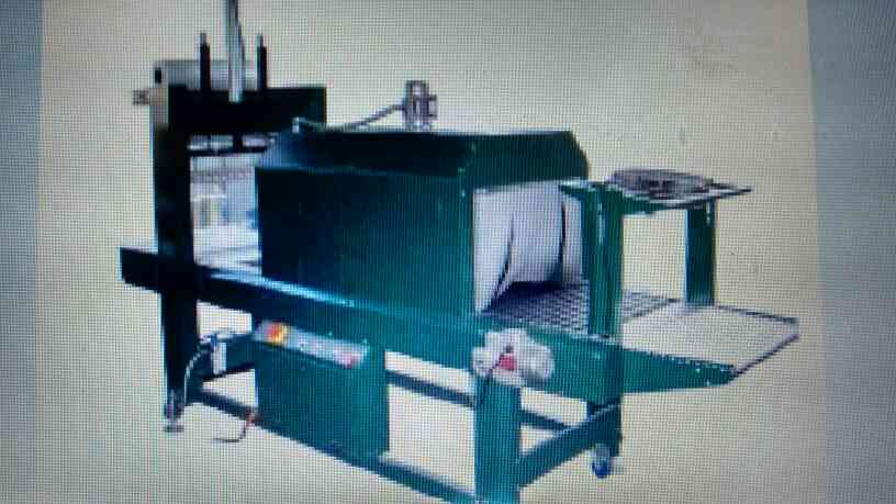 we are manufacturer of Shrink wrap machine in UAE