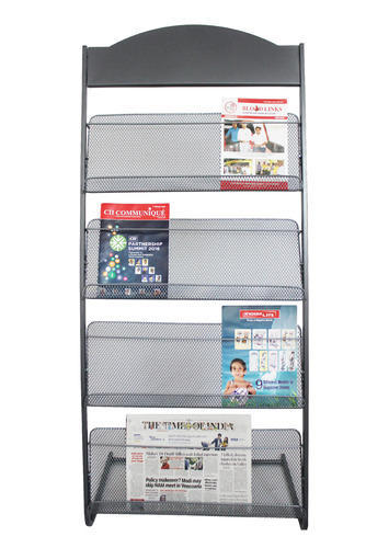 Magazine Stands A prestige collection of semi-permanent and permanent literature stands. Choose from an assortment of collapsible, flat pack and permanent units styled to complement promotional literature. Ideal for use in showrooms, receptions, retail and exhibition environments. Magazine Stands in Chennai,  Magazine Stands Manufacturers in Chennai magazine stands manufacturers in Tamilnadu magazine stands manufacturers in India