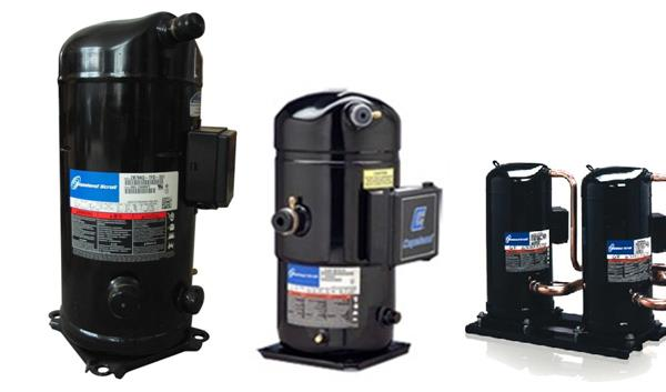 we are Trader of scroll compressor