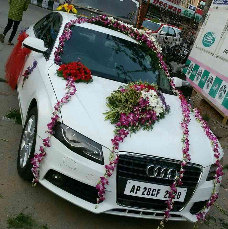 Wedding cars Audi A4