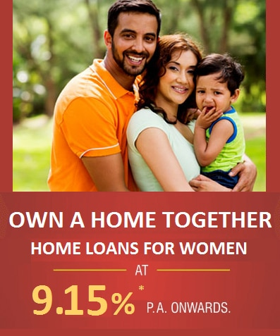 Home loans at attractive interest rates. Best home loan rates for women and salaried individuals. Special Offer for Women. Overdraft Facility. Processing fee waived. Home Loans at Low Interest, Quick Approval, EMI Available. T& C apply. To know more: http://www.banknomics.com/home-loan