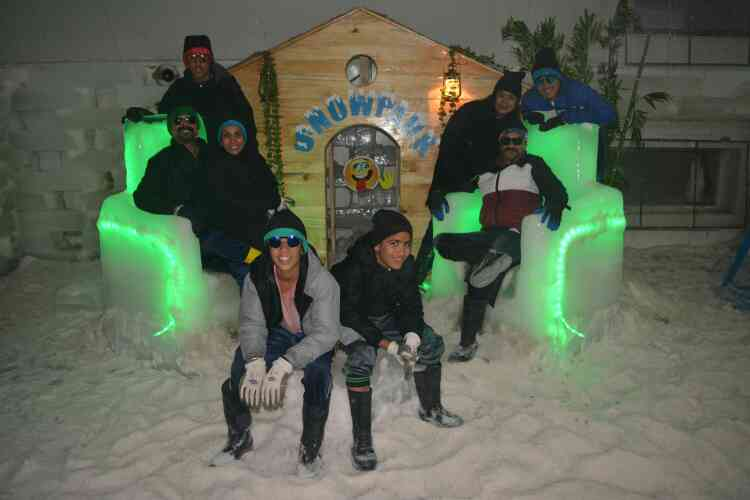 Best Amusement park in Goa SNOWPARKGOA is one of the best place to visit with Family and Friends