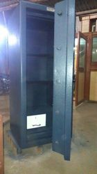 Manufacturer Of Jewelry Safes In Mumbai  We are offering in highly reliable Jewelry Safes, Fire & burglar resistant safes/ safe vaults where in the entire body of the safe are made from thick steel plates. The technical expertise of our trading partners enables the usage of the latest steel bending techniques. Since these Jewelry Safes are made of multiple bends with fully welded construction it forms a solid rivet less block. The inner lining of Jewelry Safes, is especially developed from thicker steel plate than the outer body for superior security measures. Features: Superior mechanical engineering Reasonable price High security