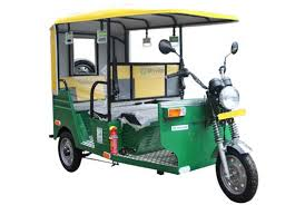 Battery operated E-Rickshaw & E-Loder available in Vadodara Gujarat also supply in all over Gujarat State