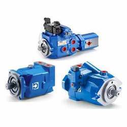 Fixed Displacement Axial Piston Motors  Closed circuit axial piston motors are used as hydrostatic transmission components, in conjunction with closed circuit pumps, and found consequently in the widest imaginable range of mobile equipment. Fixed displacement motors can also be used in open circuit applications, and are therefore suitable for a variety of hydraulic circuits, such as those of hoists and fan drives.  Features:-  ???	Series 6 ???	Size 5...1000 ???	Nominal pressure up to 400 bar ???	Maximum pressure up to 450 bar ???	Open and closed circuits  Series 70 Size 80, 90, 107 Compact high pressure motor with short installation length Nominal pressure 5000, 5800 or 6525 psi Bent-axis design