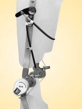 KAFO with Auto locking mechanism