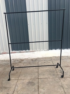 Floor Stand In Coimbatore   Rust proof  steel  powder coated.   Foldable / portable.  Ideal for indoor / outdoor drying.