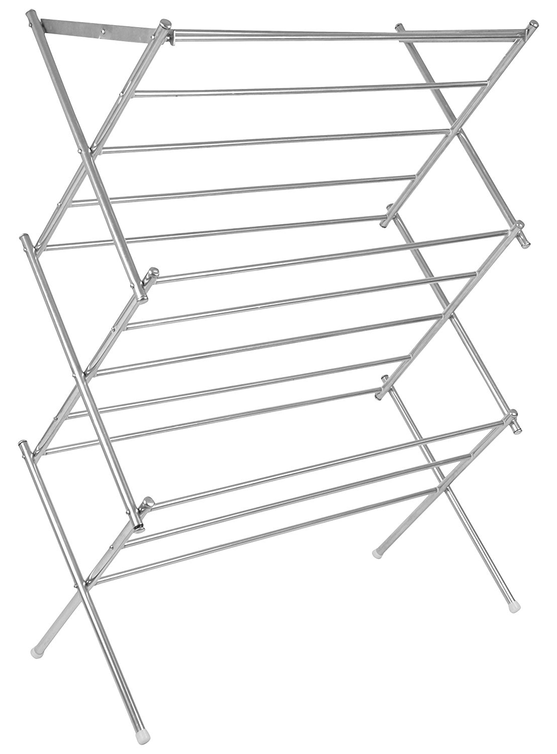 Zig Zag Cloth Drying Stand In Coimbatore   Rust proof stainless steel construction.  Foldable / portable.  Maintenance free.  Ideal for indoor / outdoor drying. OPTION : Drying length: 48 & 36.  Steel Stand In Coimbatore  Foldable Stand In Coimbatore  Cloth Drying Stand In Coimbatore  SS Stand In Coimbatore