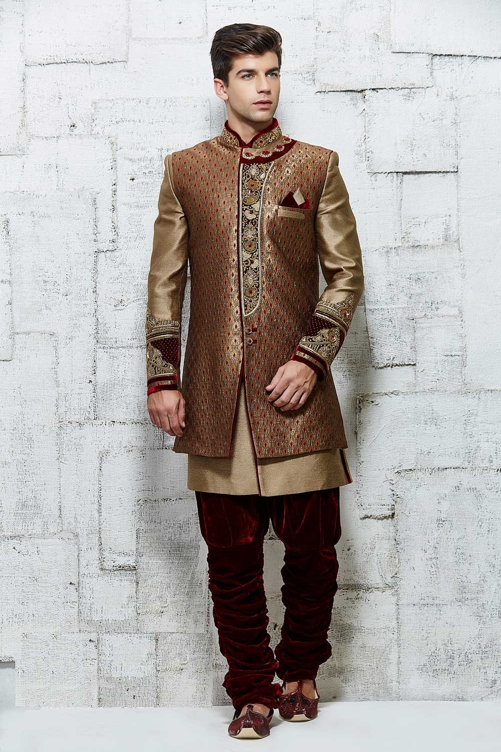 Going out for a wedding /party and you Donot have a good Designer Dress Donot worry visit Sanroh Creations Chattarpur  near Tivoli Garden at 9910424504 and Get DESIGNER LEHENGAS SHERWANI SUITS INDO WESTERN SAREES SUITS TUXEDO ON Rent and Save Money Save Time Look Good in All the Parties /weddings www.facebook.com/sanrohcreations