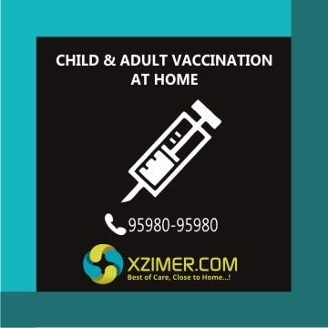 When you take a vaccine then your immune system of body starts creating antibodies which protects the our body from diseases. For child & adult vaccination at home in Lucknow  Logon xzimer.com or call us 95980-95980.