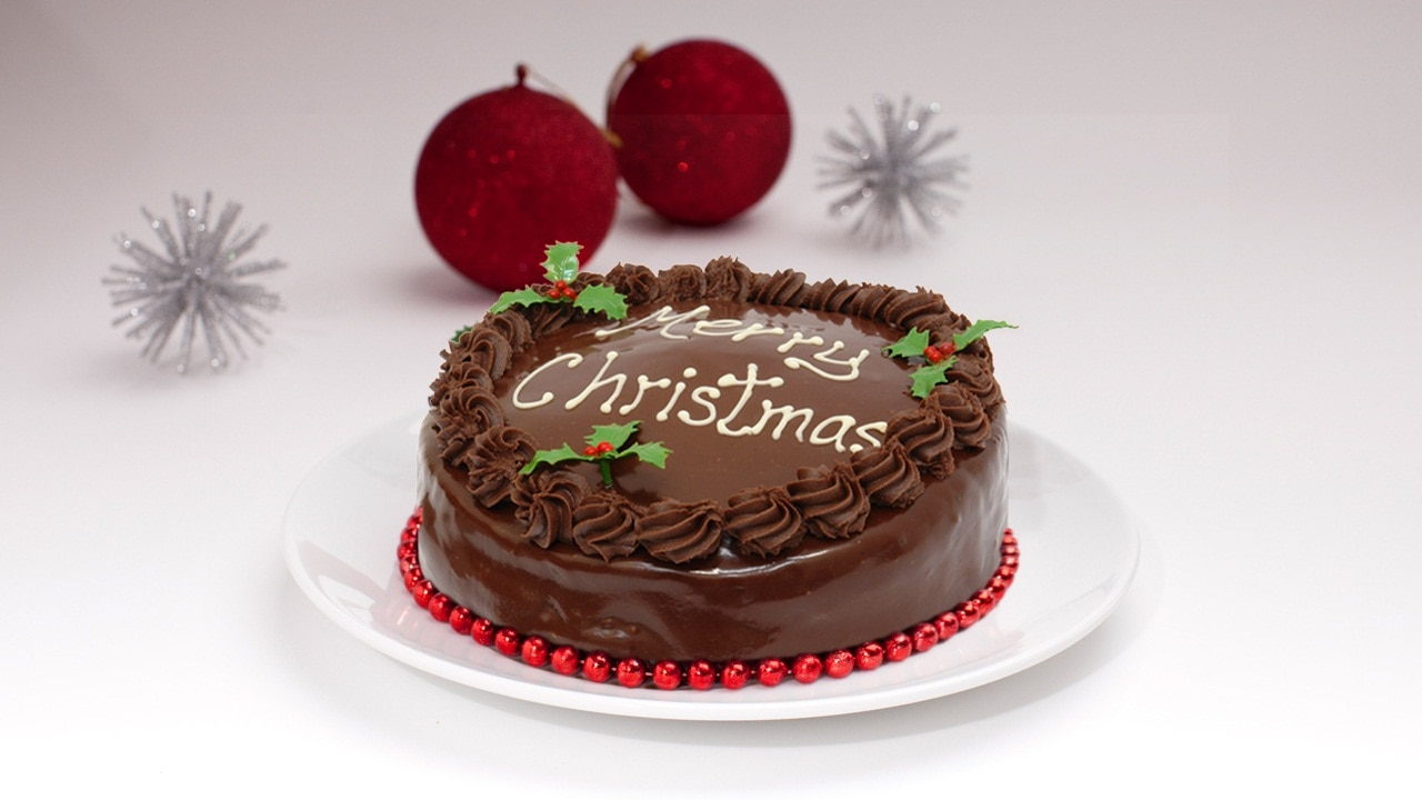 Christmas Cakes @ sweet cherry call us for booking & details 91-9740968899 / 91-7815044404