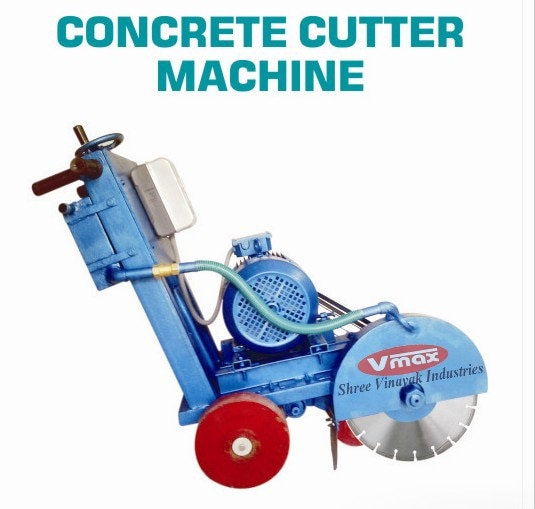 Shree vinayak Industries made concrete cutting machine.Rcc cutting machine is manufactured by Shree vinayak Industries.We are manufacturing concrete cutting machine, Rcc cutting machine, Groove cutting machine, Road cutting machine etc.We are identified as one of the most competent enterprises of this industry, engaged in providing a wide assortment of Groove Cutter Machine.We offer Rcc cutter machine, Groove cutter machine for cut the hard concrete.