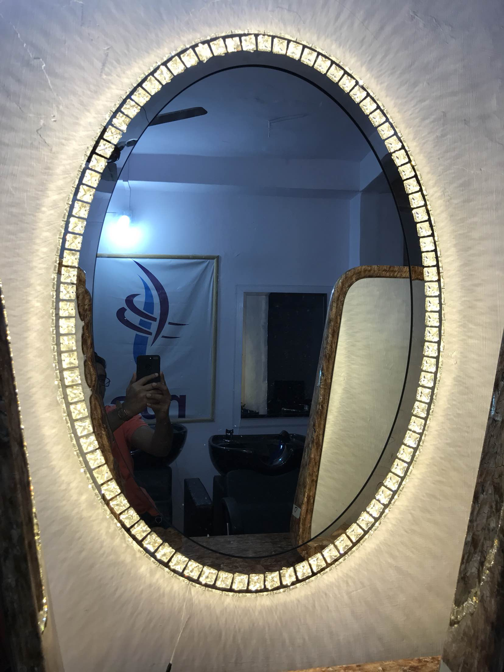 We are adding some new product in our product range  MIRROR FOR SALON   CONTACT US ON  www.ramdevbeauty.in www.salonchairs.in