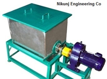 Agarbatti Powder Mixer Machine manufacturer by Nikunj Engineering Co.