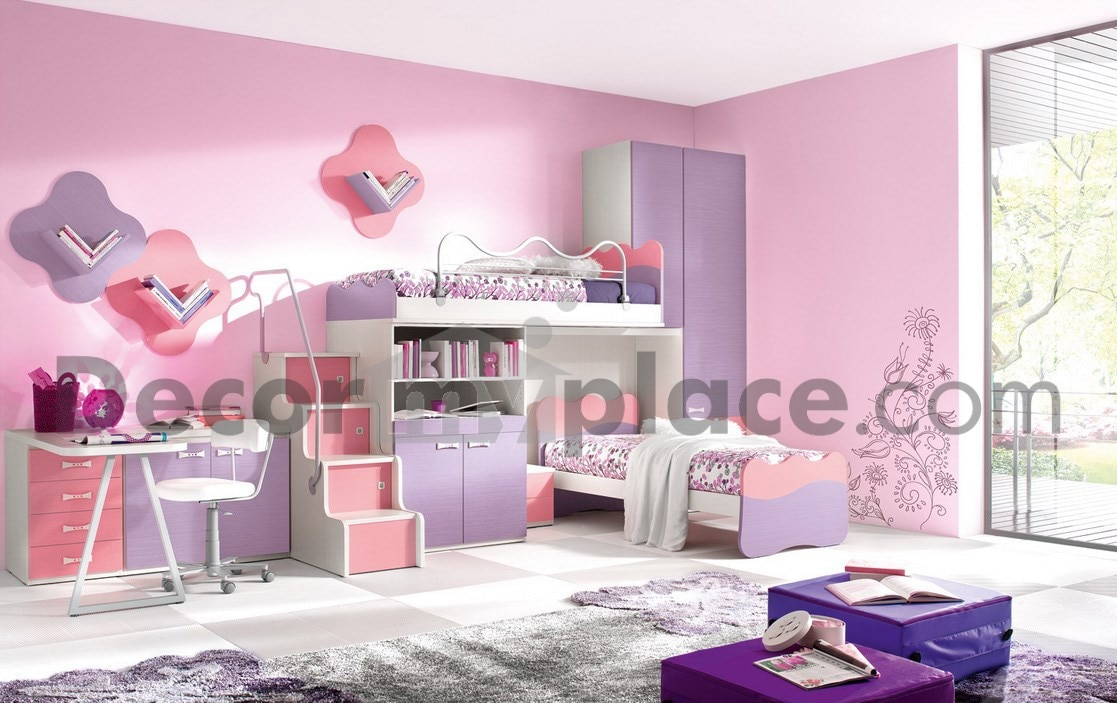 decormyplace.com team have concieved many Kids Décor ideas for a stylish finish to any kids room, we have a great range of wallpapers, wall stickers, lampshades and bedding in a variety of ranges and colours to make it an unique room.