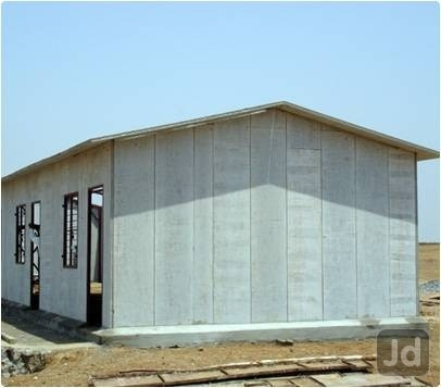 INTRA WALL PANELS INTRA Ready made Wall Panels are made by Reinforced Aerated Cement, Concrete and Wall Boards.