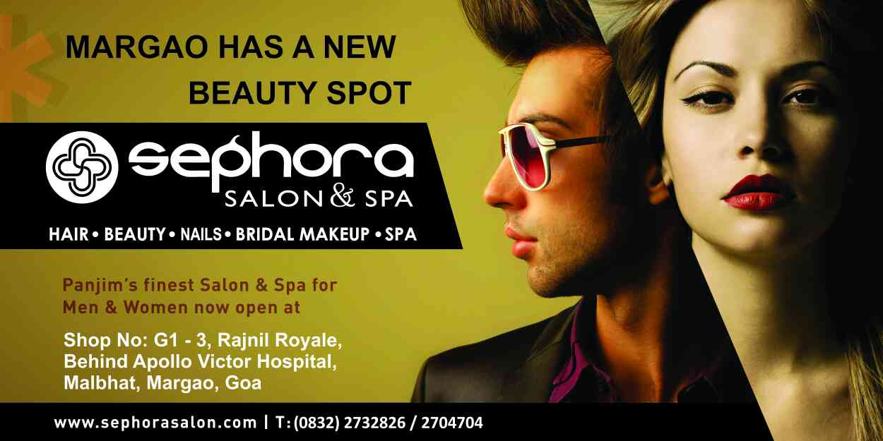 salon and spa in margao