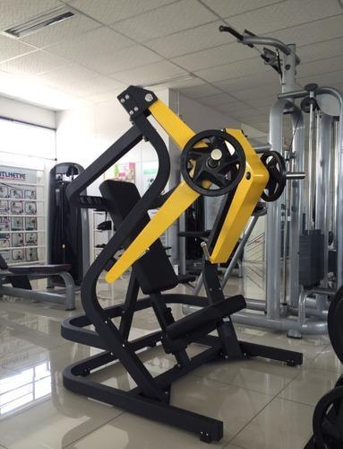 we are engaged in providing superior finished gym equipment which have higher strength and longer working