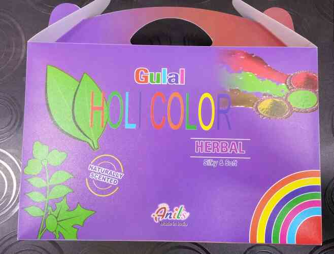 Recognized as a leading Manufacturers and Suppliers of Holi Color in India. Our Colors are Eco-friendly, Skin-friendly and Herbal. Holi Color, Holi Gulal, Holi Gift pack are also available in different packs.