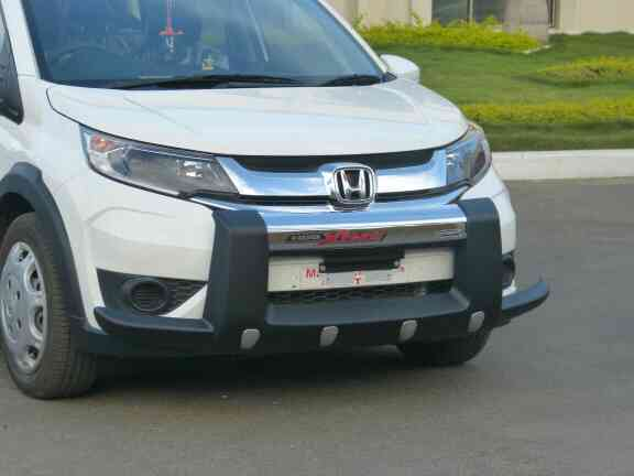 Honda Mobilio Front Crash Guard Annai Car Accessories