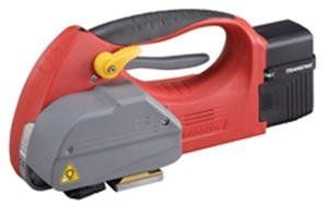 Battery Operated PET strapping tool is an essential  device for all export oriented enterprises. These PET strapping tools adopt PET straps, which not only finishes a solder in a high speed, but also is a high-tension environment. It is also an environment friendly substitute to steel and PP straps.