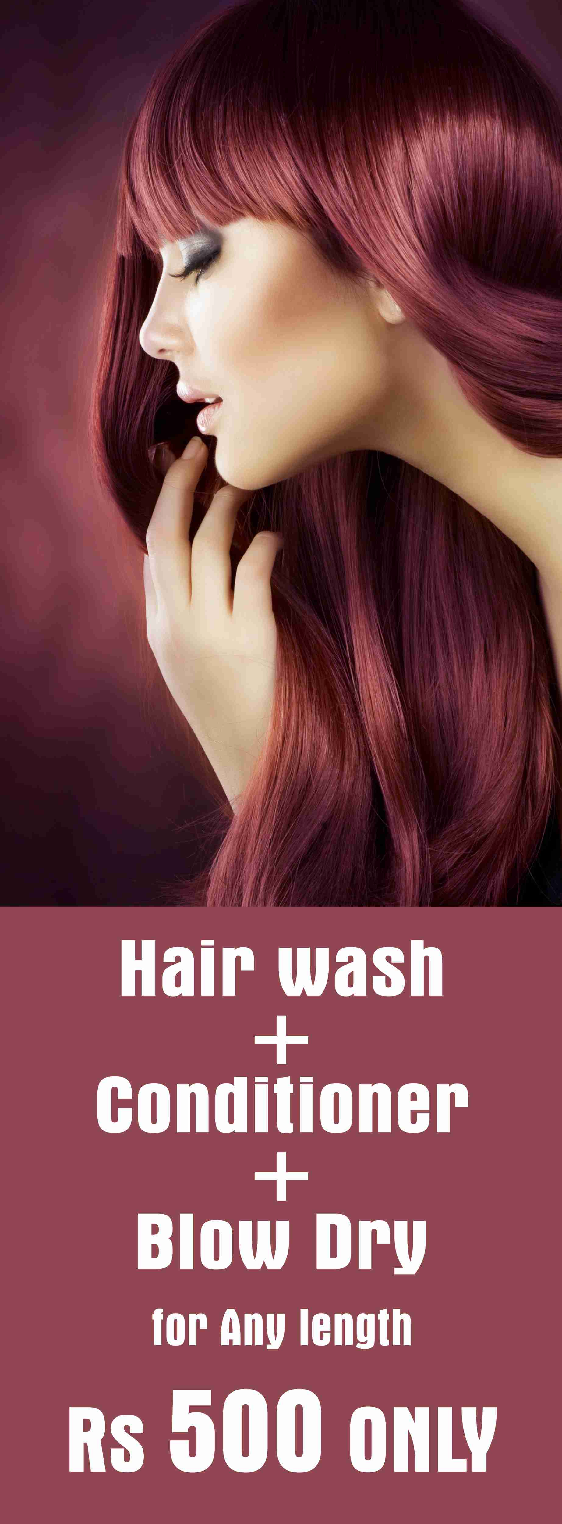 Discounts for Salon and Spa in Calangute :)