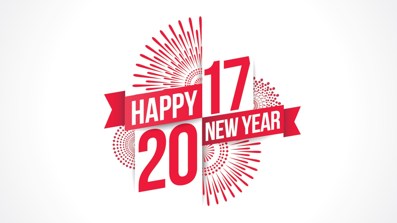 New Year is on it's way , so here we decided to wish you in advance a very happy new year. Say Bye Bye to the worries next year ;)