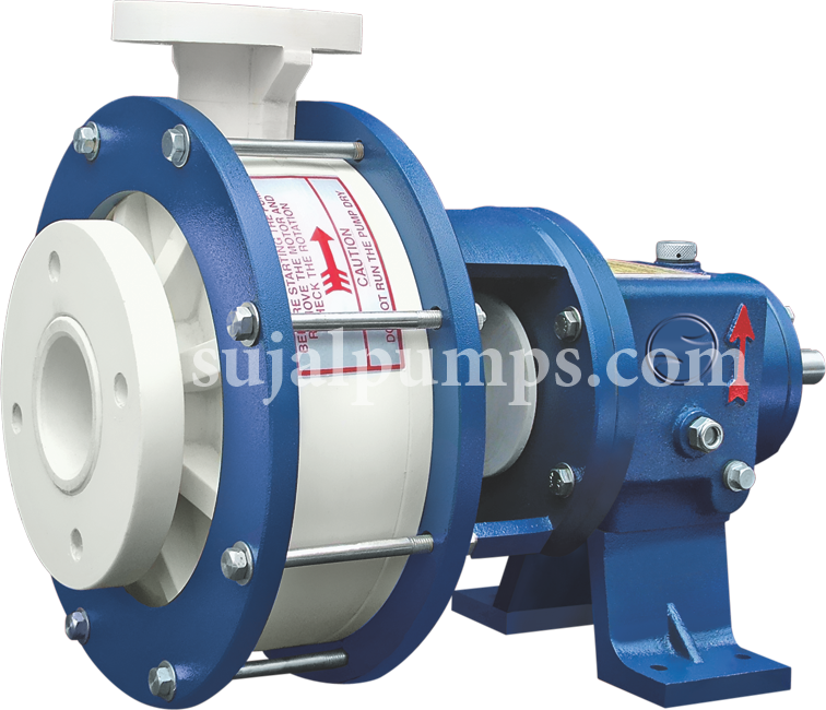 Sujal Engineering are Manufacturer, Supplier & Exporter of Polypropylene Pump in South Africa. By keeping track with the market development, we are offering optimum quality Polypropylene Chemical Process Pump that are precisely designed in line with quality standards. Our offered accessories are manufactured by our skilled professionals using optimum quality raw material and the latest technology in adherence with industry norms. Widely known for its unmatched quality and high strength, our offered accessories are available at nominal prices.  Application:  Acidic Water Transfer Steel Ind. Chemical process Acid Circulation Acid Transfer Pharmaceutical ind Dyes & Pigments ind Slurry transfer Caustic Scrubber HCL Acid Handling Corrosive liquid handling Electroplating