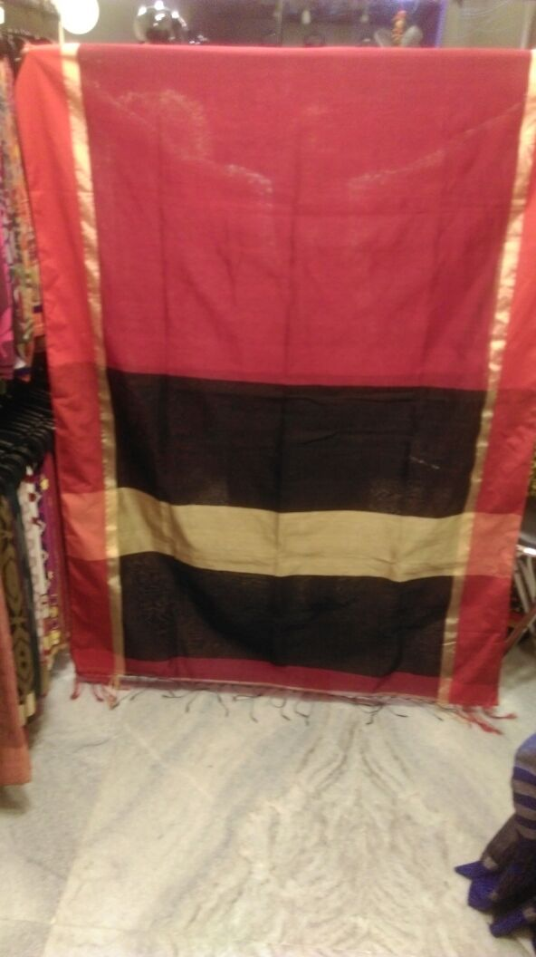 Manufacturer and Supplier of BENGAL HAND LOOM SAREE