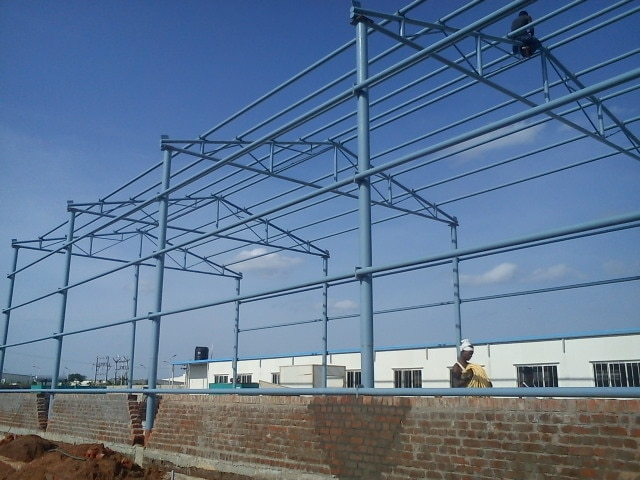 Quality Roofing Contractors In Chennai We Are The Top Most Organization Of  This Industry And Offer Qualitative Range Of Truss Fabrication Service.