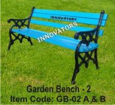 Garden Bench Manufacturer