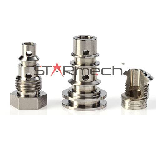 We are Precision component manufacturer from Rajkot Gujarat India,