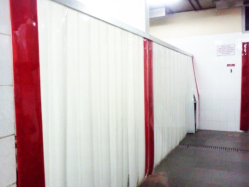 We deal into  Freezer Grade PVC Strips Curtains used for cold storage , pharma industries available thickness with 3mm, 2mm with 200mm and 300mm width.  Freezer grade PVC Strips Curtain are also supplied with Stainless Steel Frame