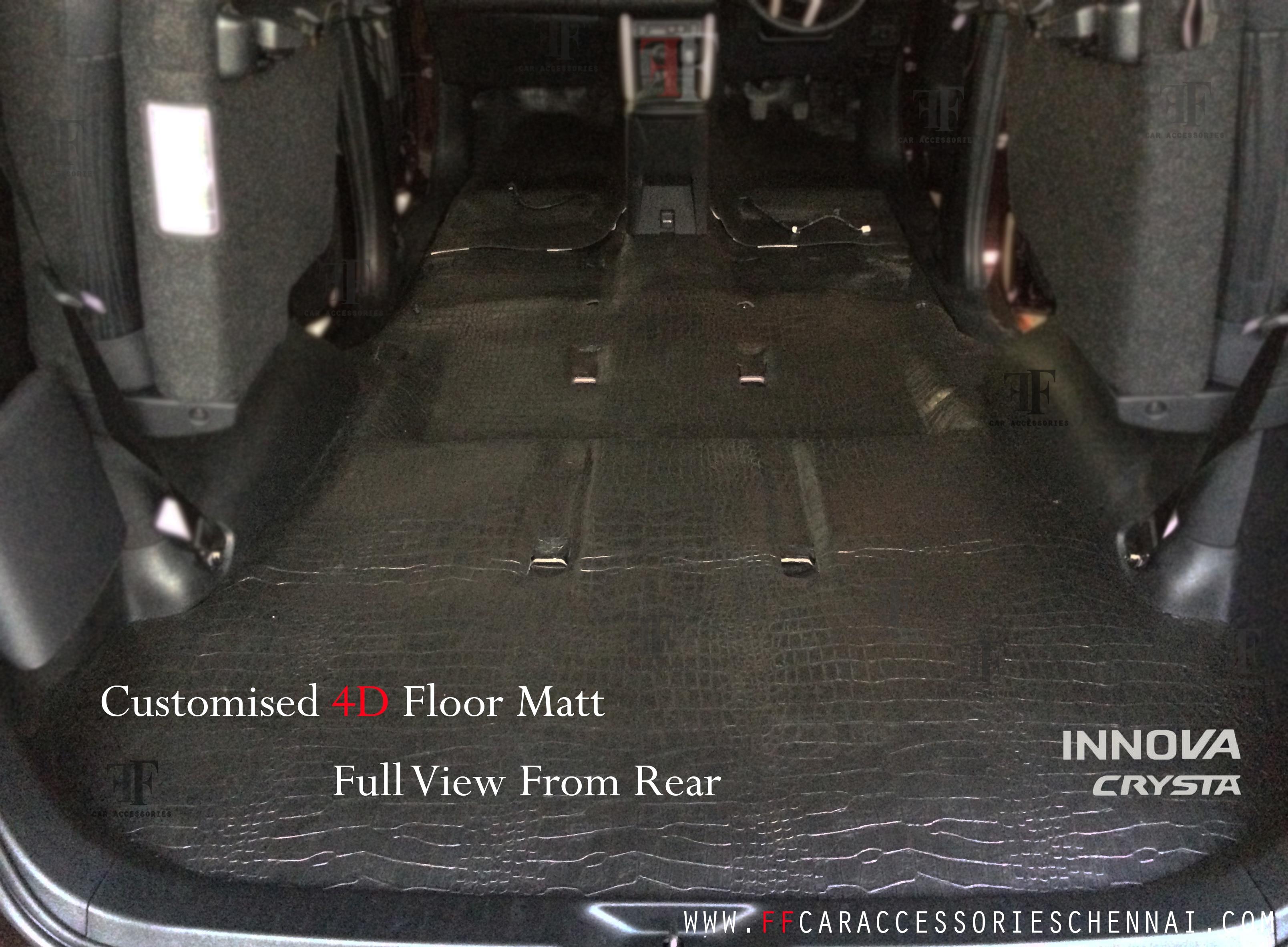 Floor mats price in chennai - Car Accessories Dealer Ff Car Accessories Comes With 4d Floor Matt Wrinkle Free No