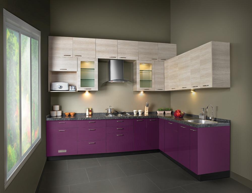 Modular Kitchen Showroom In Coimbatore