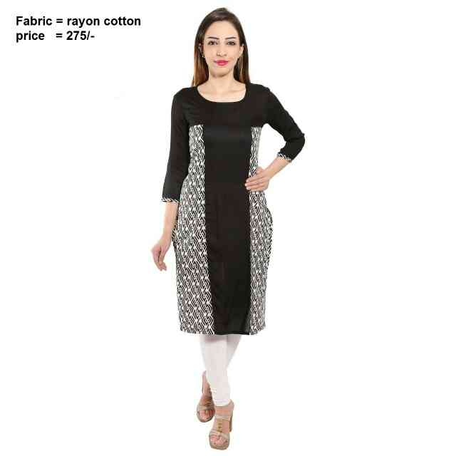 Rayon cotton printed manufactur in india