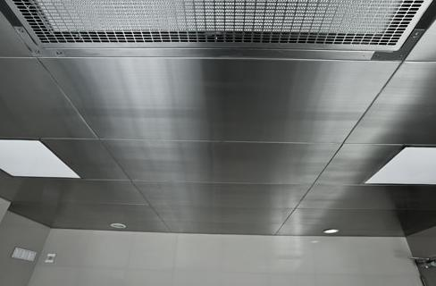 METAL FALSE CEILING Manufacturers in Delhi   Offering you a complete choice of products which include 300 C Metal False Ceiling, Baffle Ceiling and Stainless Steel Ceiling.