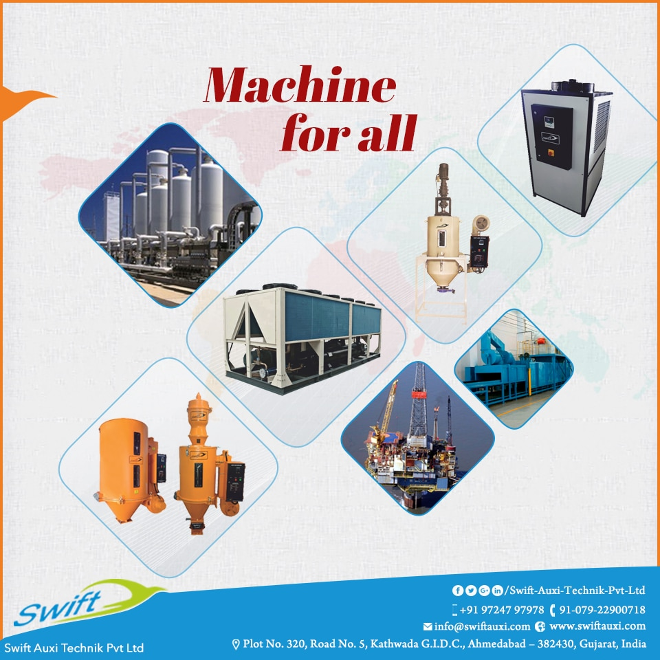 Machine for all