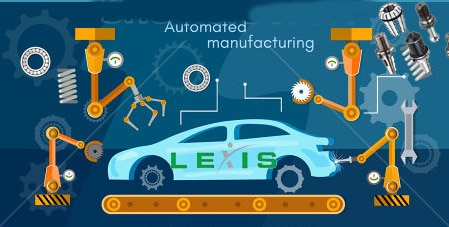 Automotive Manufacturing Industry in India  Lexis Tooling Systems - we are well-known manufacturers, sellers, suppliers, exporters and distributors of Tool Holding Products having manufacturing plant in Coimbatore, India engaged in manufacturing of Tool Holding Products consist of  Clamping Nuts - Hex Nuts, Mini Nuts, E Type Nuts, Ball Bearing Nuts, DA Collets, TG Collets, ER Collets, NC Collets, Coolant Collets, Sealed Collets, Tapping collets, ORT Collets, Collet Chucks, Hydro Grip reduction Sleeves, Adjustable Straight Collets using in High power milling chuck, Tool Holders and Pullstuds to the domestic market as well export market using state of art machinery and gauges to assure Quality Collet and 100% accuracy at par with DIN & ANSI International Standard guidelines  For the Automotive Machine Tool Industry Lexis Tooling committed to offer high precision tooling via its distributor network thro its wide range of products and distributor network.   Our Maharastra Distributors & Dealers covering most of the automobile industries located in Aurangabad , Baramati (Pune), Bhandara, Chakan, Kandivali, Mumbai, khed (pune), Nagpur, Nashik , Pimpri Chinchwad (Pune), Pune , Ahmednagar , Ranjangaon, Sanaswadi, Talegaon Dabhade , Yewlewadi(Pune)   We are also in presence directly as well thro our dealer network in Himachal Pradesh, Jharkhand,  Madhya Pradesh, Punjab, Rajasthan, Uttar Pradesh, Uttarakhand, West Bengal, most of the automobile industries located in Alwar , Amb , Tapukara , Greater Noida , Haridwar, Hindmotor , Hoshiarpur , Jaipur, Jamshedpur, Lucknow , Mandideep , Nalagarh , Nawanshahar, Neemrana , Pantnagar , Parwanoo , Pithampur  For the Automotive Machine Tool Industry Lexis Tooling committed to offer high precision tooling via its distributor network thro its wide range of products which includes ER Collets, TG Collets, DA Collets, NC Collets, Coolant Collets, Sealed Collets, Tapping collets, ORT Collets, Collet Chucks, Tool Holders, Pullstuds and Clamping Nuts.
