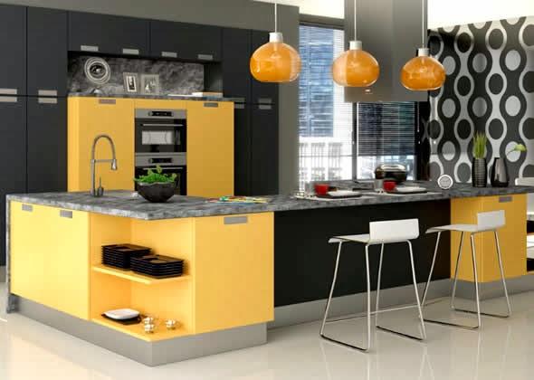 Luxury Modern Kitchen Interior Design New Ki KONCEPTS The Home Mesmerizing Modern Kitchen Interior Design